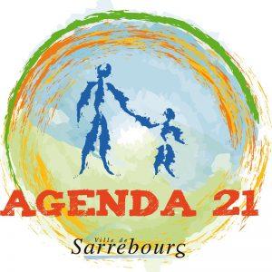 logo Agenda 21 Sarrebourg