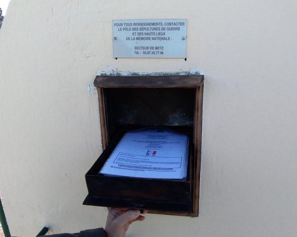 Nécropole nationale des prisonniers de guerre Sarrebourg