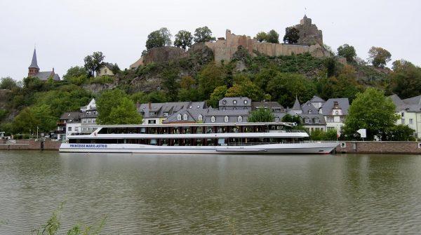 vue de Saarburg
