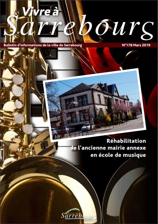 Bulletin municipal Sarrebourg