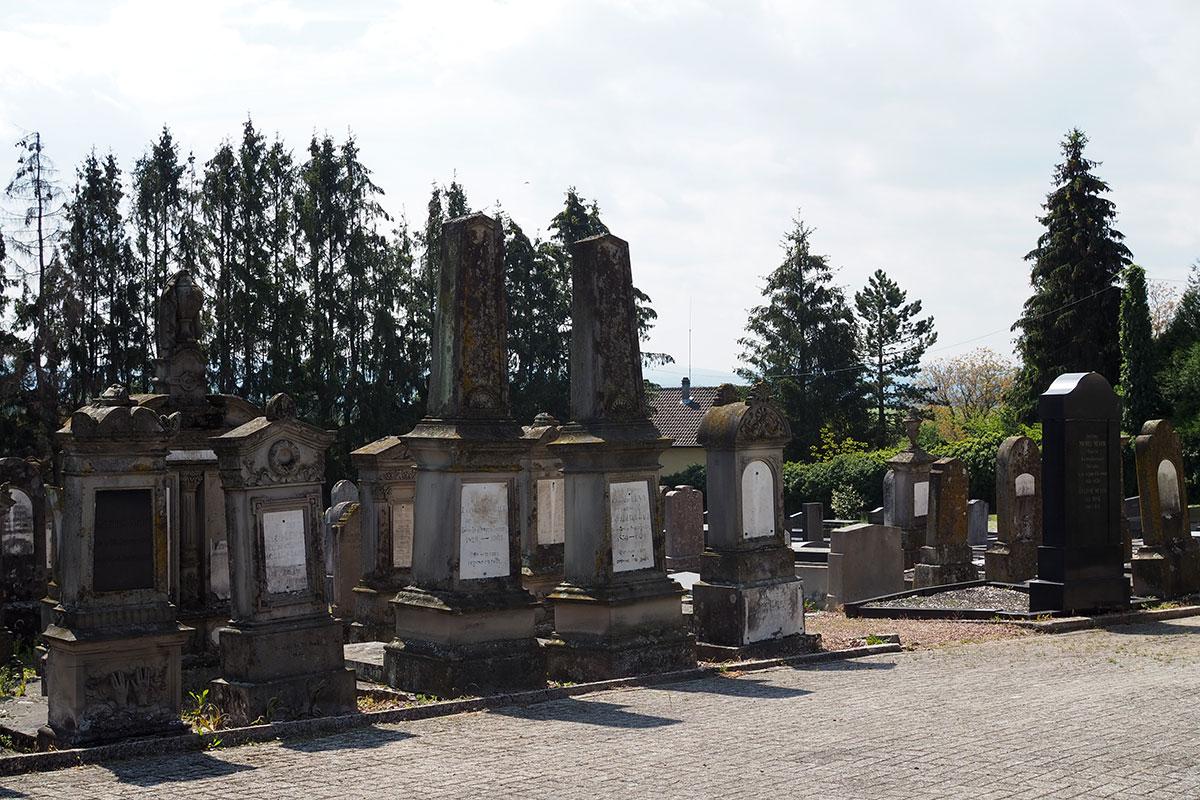 cimetière juif de Sarrebourg