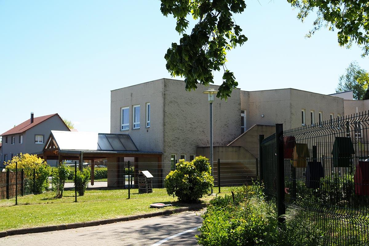 école élémentaire Bellevue de Sarrebourg
