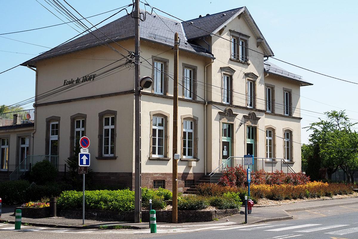 Ecole de Hoff de Sarrebourg