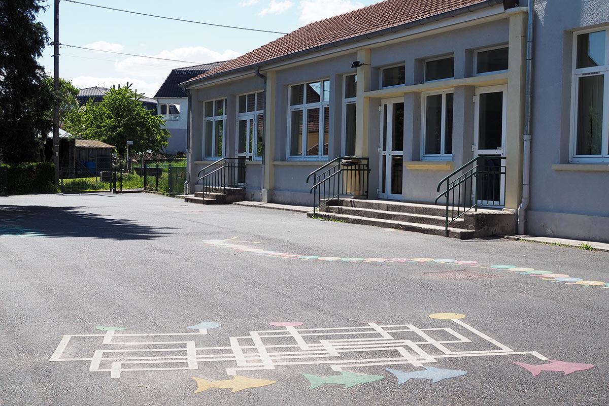 école maternelle Les Marmottons de Sarrebourg-Hoff