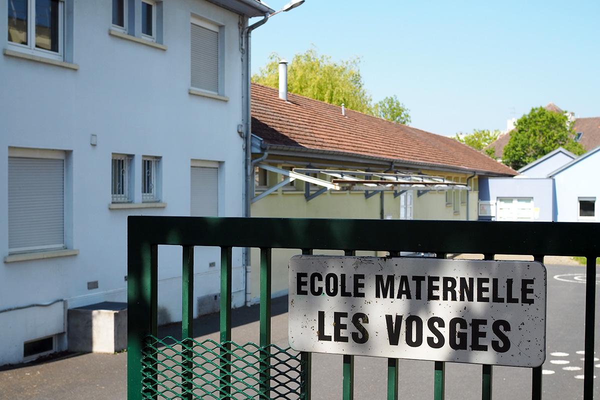 Ecole maternelle Les Vosges à Sarrebourg