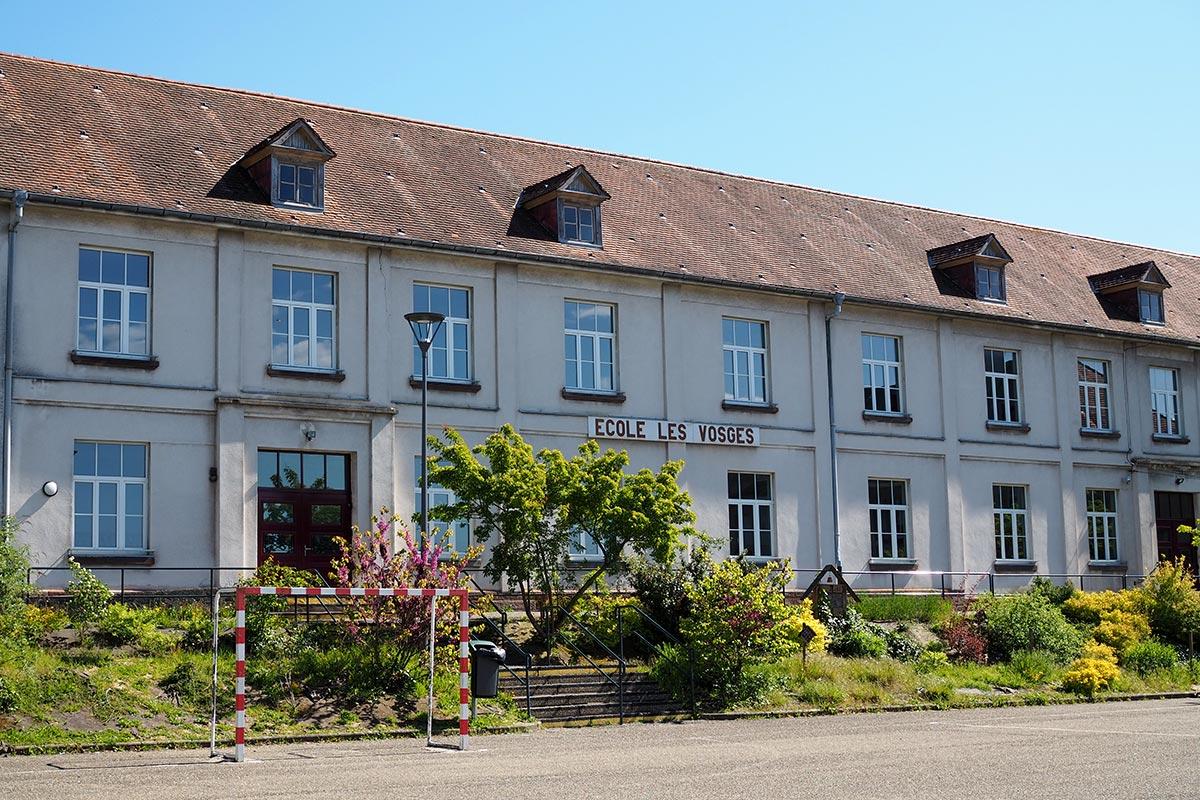 école des Vosges de Sarrebourg