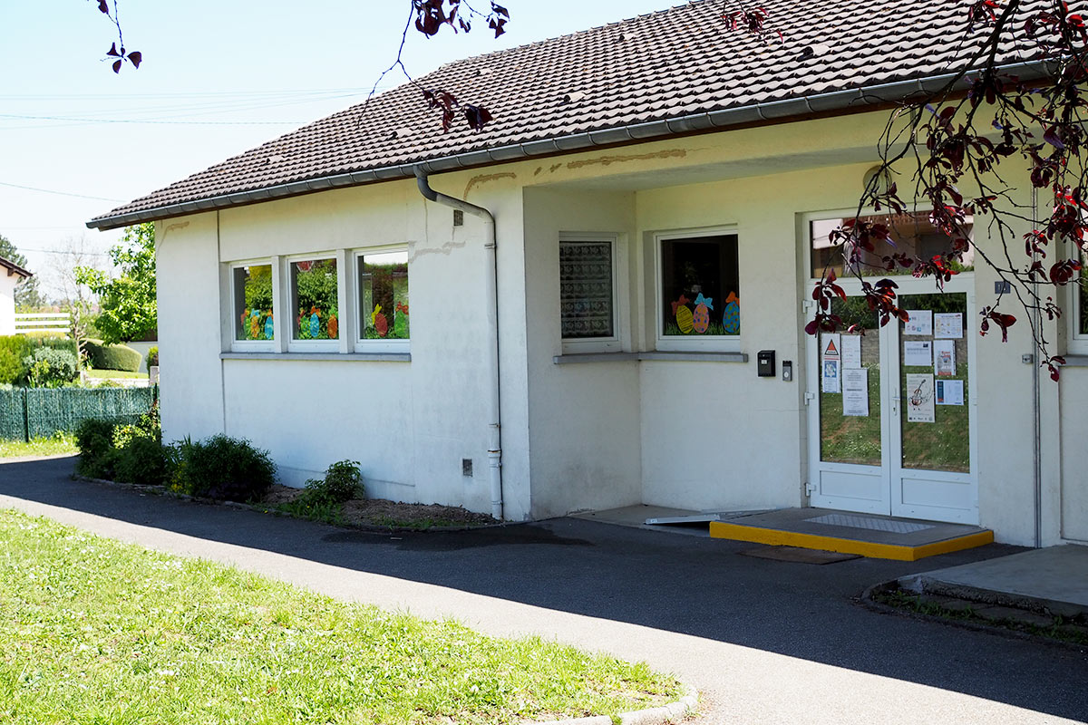 école maternelle du Winkelhof de Sarrebourg