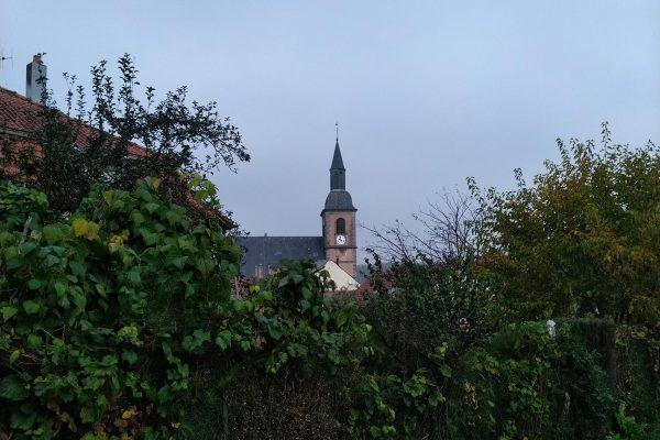 Eglise St Martin de Hoff