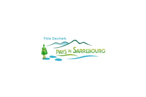 Logo Pôle Déchets Sarrebourg