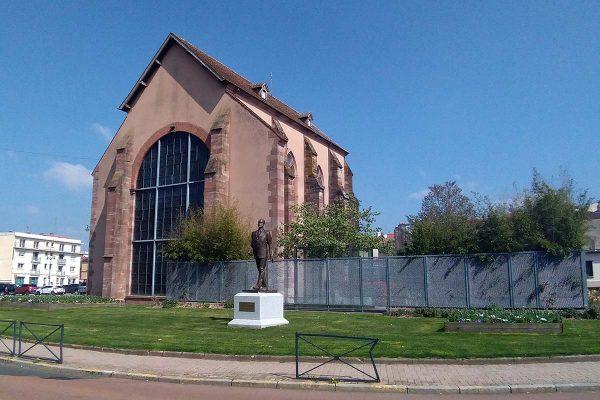 Chapelle des Cordeliers Sarrebourg