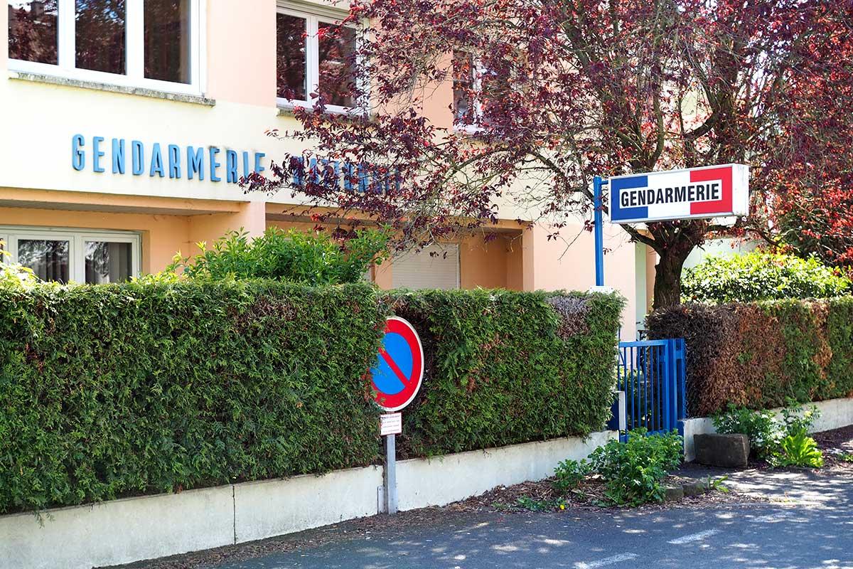 Gendarmerie Sarrebourg