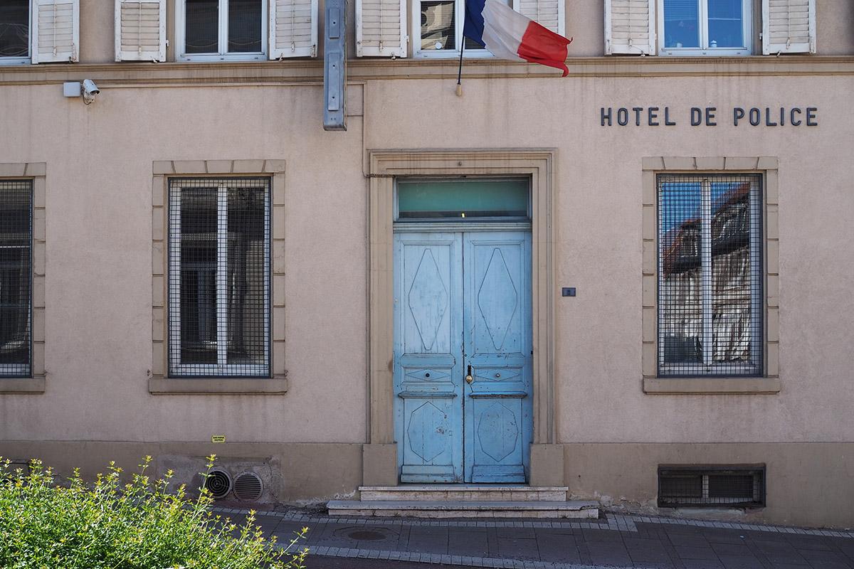 Hôtel de Police de Sarrebourg