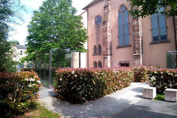 Jardin de Chagall Sarrebourg