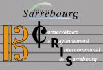logo conservatoire intercommunal de Sarrebourg