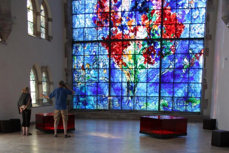 Vitrail de Chagall